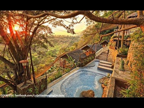 YouTube hanging garden and spa antipolo phils.