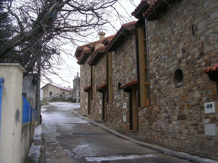 Alquiler de chalet adosado en calle Mayor, 31, Horcajo de la Sierra