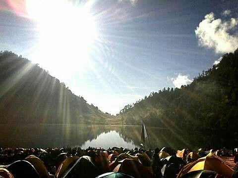 Danau RanuKumbolo