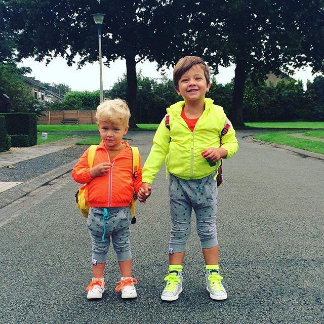 Verne en Jasper: Jasperjolijt: de eerste schooldag ooit.