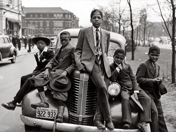 Southside Chicago, 1941
