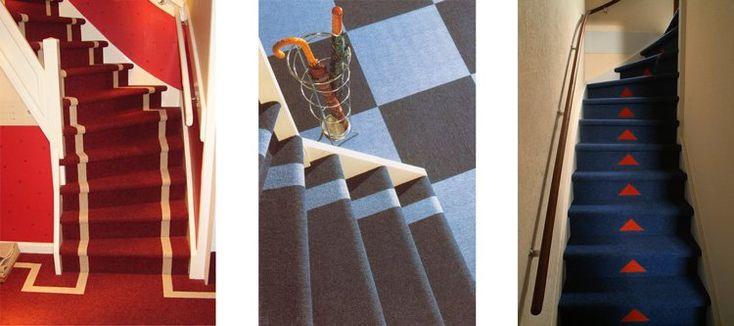 Uw trap mooi laten bekleden met tapijt of andere vloerbedekking in de regio Eindhoven