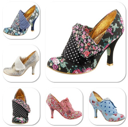 Irregular Choice Flick Flack Pumps
