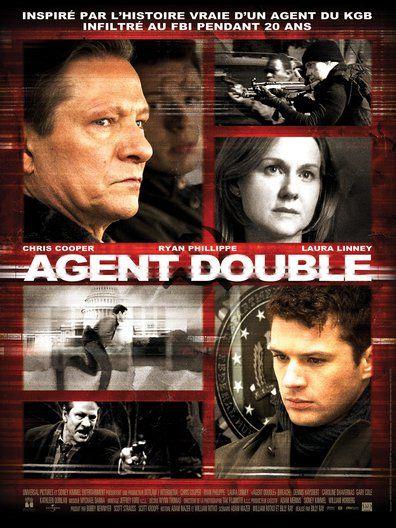 Agent double (2007) Regarder Agent double (2007) en ligne VF et VOSTFR. Synopsis: Eric O'Neill est promu par le FBI dans le nouveau service de Robert Hanssen dédié à ...