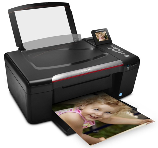 8/30/2012  $44.99 Kodak HERO 3.1 All-in-One Ink-Jet Printer w/ Scanner, Copier, Card Slot, WiFi & Google Cloud Printing