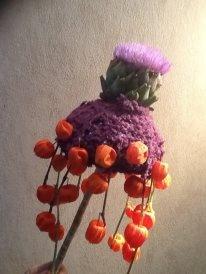 1 bloemsversiering