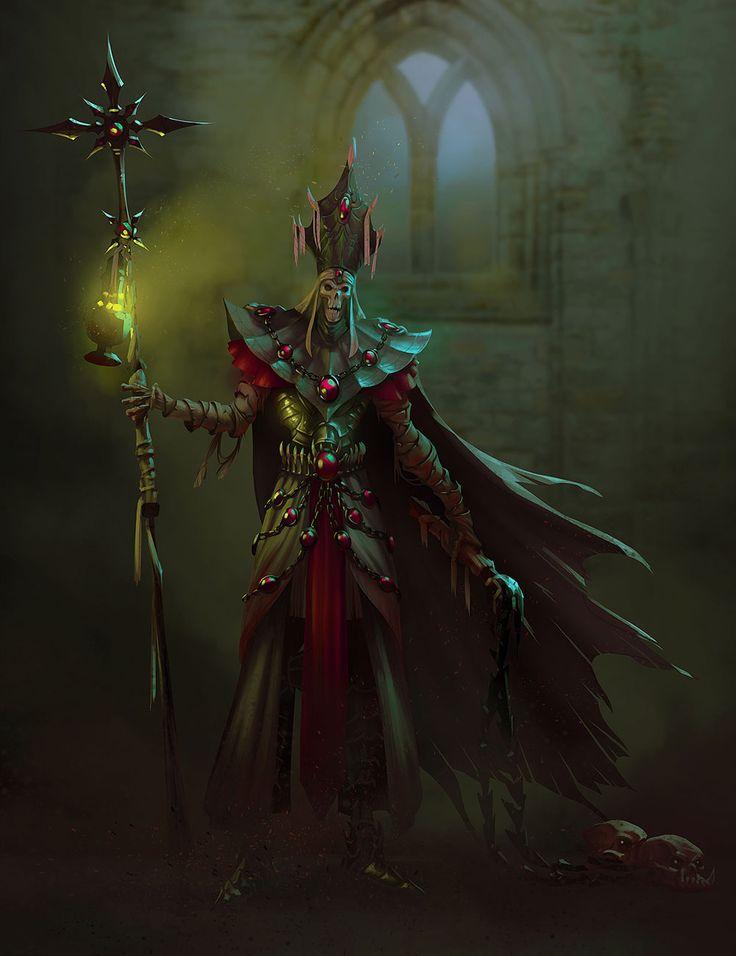 Undead from Divinity: Original Sin II