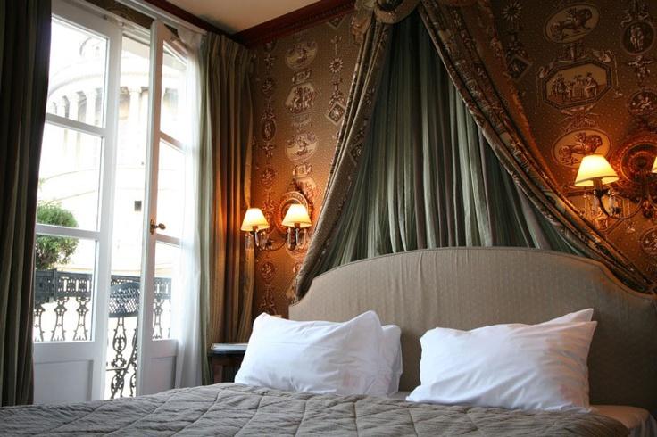 Des Grands Hommes Hotel Paris