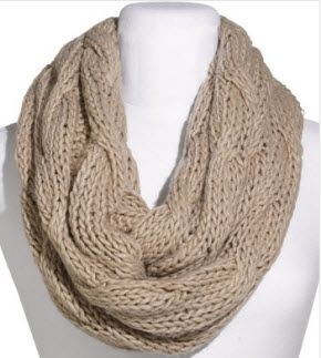 22 Best Images About Knitted Scarves On Pinterest