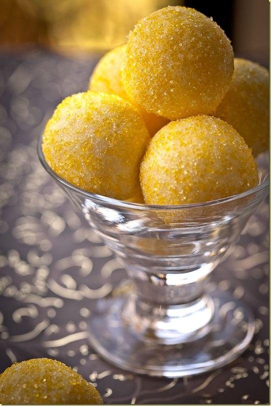 Lemon Truffles