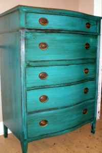 Cabinet, Teal, Rehab Furniture, DIY, Furniture Projects, Antique, Nursery,