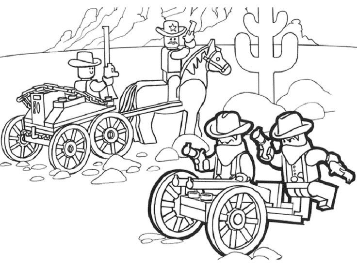 lego coloring pages indiana jones