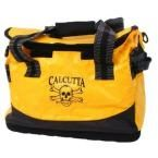 Yellow and Black Medium Boat Bag