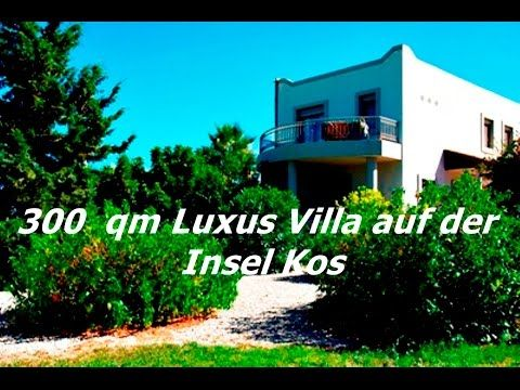 Luxus Villa for Sale on Island Kos