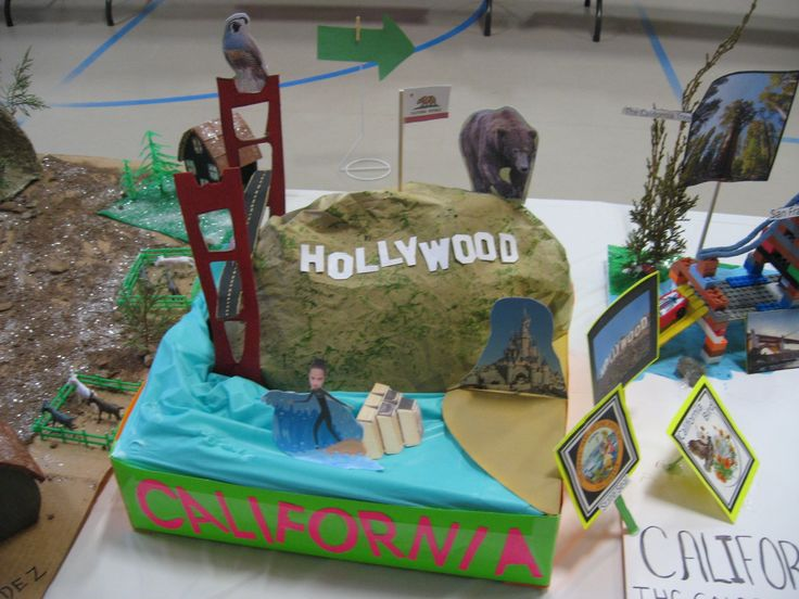 California 2016 State Float Projects Pinterest