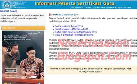 Nove Hasanah: Informasi Terbaru tentang Sertifikasi Guru tahun 2...