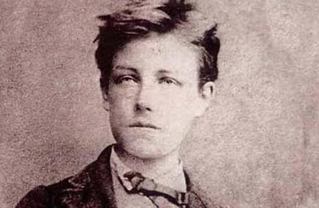 Arthur Rimbaud: poeta francés de la escuela simbolista. Nació y estudió en Charleville, en el departamento de Ardennes. #poesía #literatura #contemporaneo