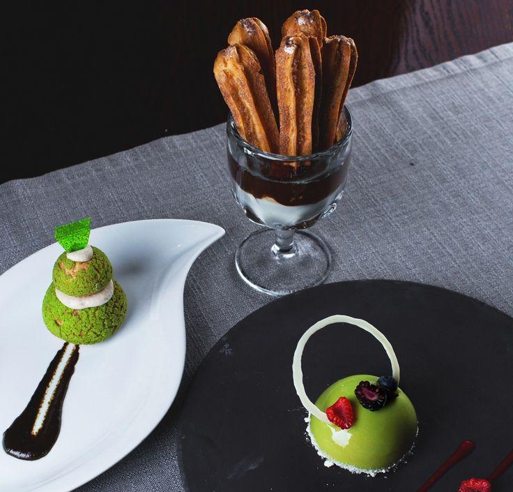 Гриб Иньер с пиканьей, профитроли с каштаном и урбечем из конопли: авторская гастрономия от ресторана Hills