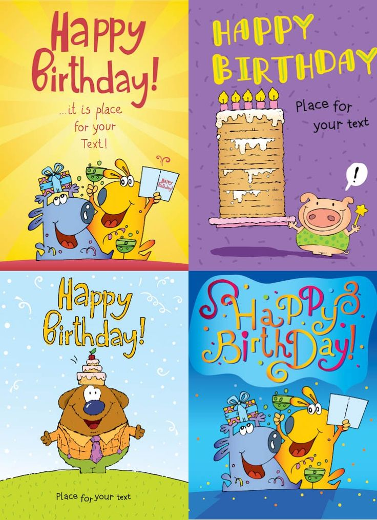 5 Free Funny Birthday Cards for Him | Birthday Cards Designs