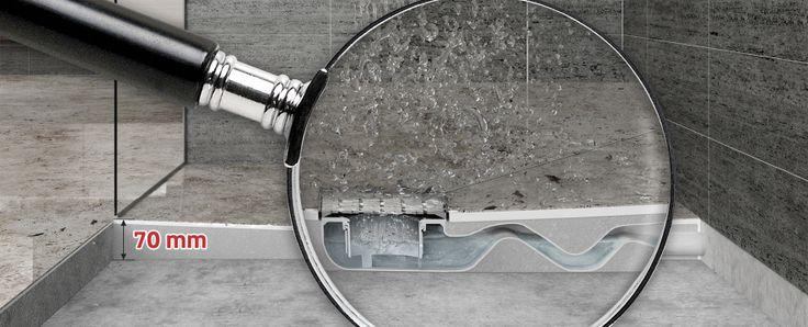 Valsir Floor Level Shower Systems | Sistemi doccia a filo pavimento made in Italy