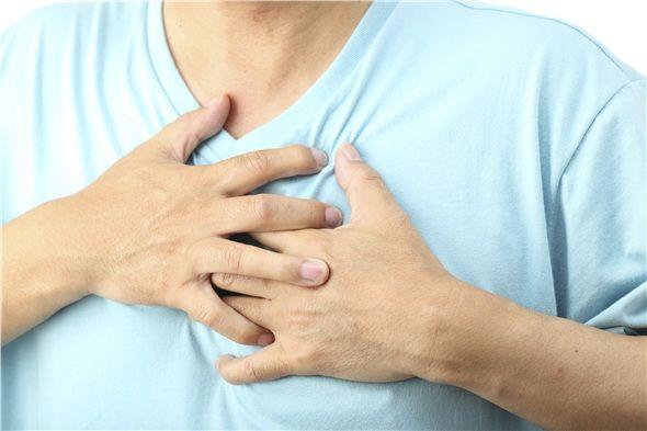 Böylece kalbin iş yükü artar ve özellikle riskli kişilerde kalp krizi gelişimi kolaylaşır.