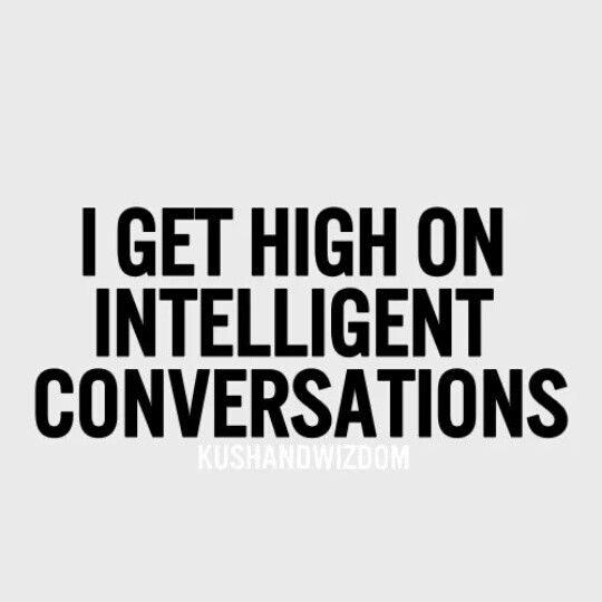 Deep Intellectual Quotes: Good Conversation Quotes. QuotesGram