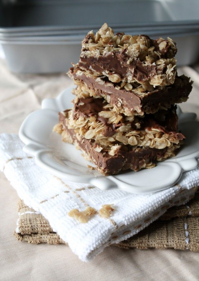 chocolate and peanut butter oatmeal bars.  no bake: Health Food, Baking Chocolates, Chocolates Peanut Butter, Peanut Butter Oatmeal, Oatmeal Bars, Oats Bar, No Bak Chocolates, Chocolate Peanut Butter, Peanut Butter Bar