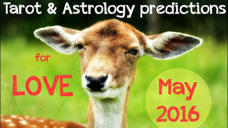HAPPY MAY DAY SCORPIO! HERE IS YOUR LOVE PREDICTION VIDEO FOR MAY 2016 :-) Also my very first attempt at making videos, so yes I was nervous and a bit 'all over the place' ha-ha - things can only get better from here on!