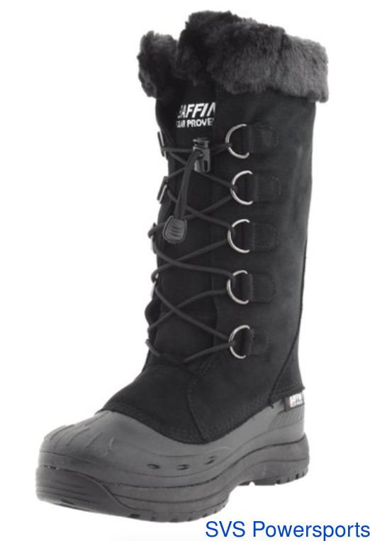 Baffin Judy Women's Winter Boots - Black