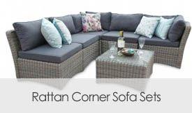 Conservatory Furniture, Rattan Sofa Dining Set, Rattan Corner Dining Set, Modular Garden Furniture
