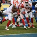 Justin Houston of Kansas City Chiefs injures knee in collision with teammate