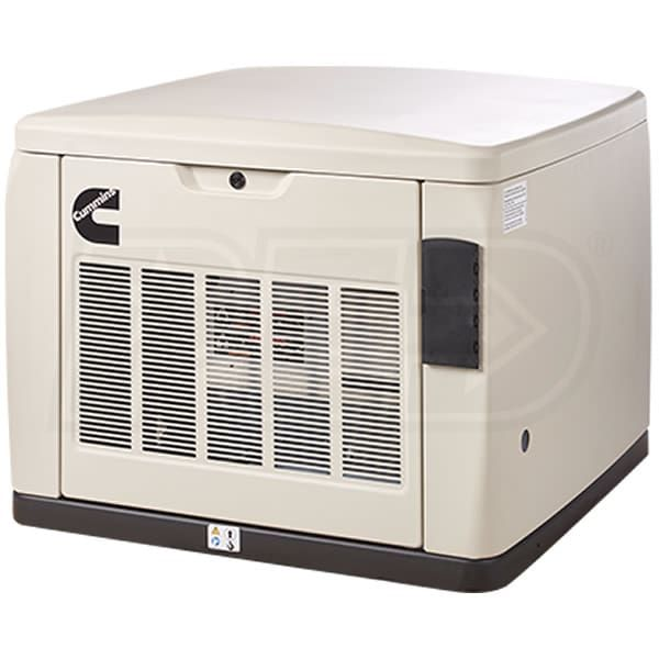 Buy Cummins Power Generation C17N6H Direct. Free Shipping. Tax-Free. Check the Cummins RS17A -  17kW Quiet Connect™ Series Home Standby Generator ratings before checking out.