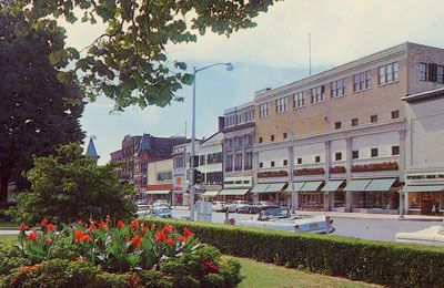 South Street, Morristown, New Jersey