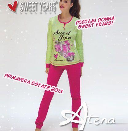 pigiami-donna-SWEET-YEARS