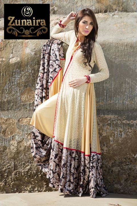 Indian pakistani summer dress design