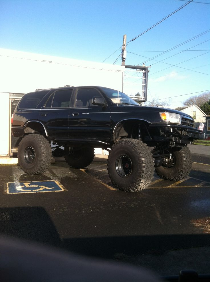 1994 Toyota 4Runner 4x4 Lifted