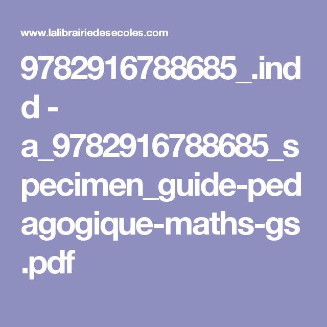 9782916788685_.indd - a_9782916788685_specimen_guide-pedagogique-maths-gs.pdf