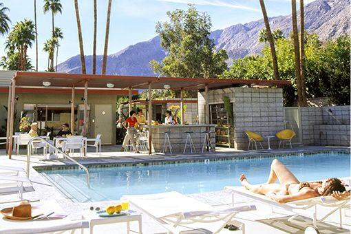 17 Best Images About Mid Century Modern Hotels On Pinterest San Diego Pearls And Pools