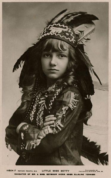 Little Miss Betty c.1914