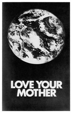 Love your mother :) via | The Hippy Bloggers