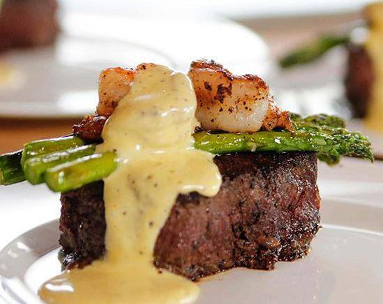 If the recipe for Steak Oscar seems familiar, you are right . It was first featured as part of myMother's Day Menuposted way back in May 2014. The menu included recipes forSteak Oscar,Roast New…