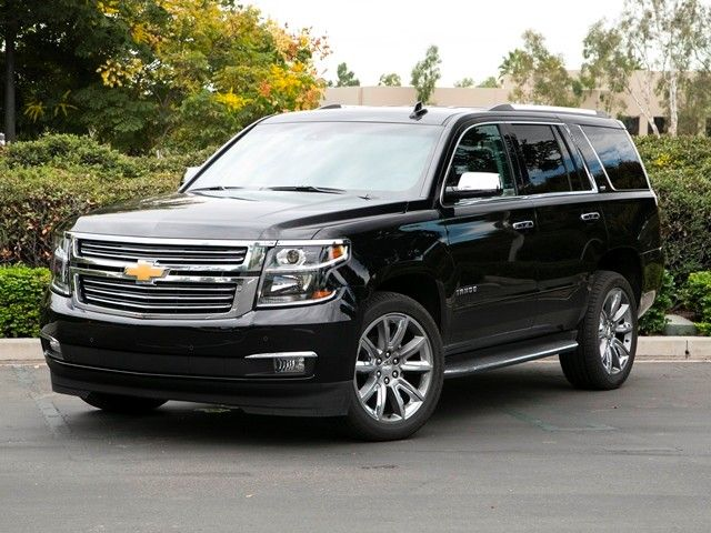 12 Best Family Cars: 2017 Chevrolet Tahoe - Kelley Blue Book