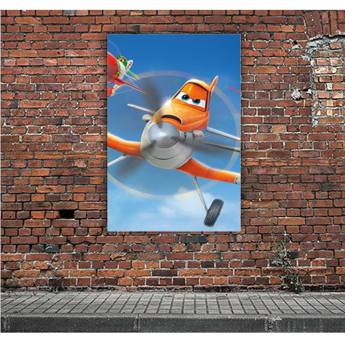 PLANES 2013 DISNEY ARTWORK POSTERS