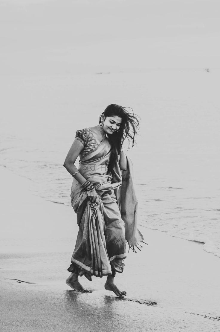 Indian Saree, South Indian, Chennai, Marina Beach , Kaur G Photography