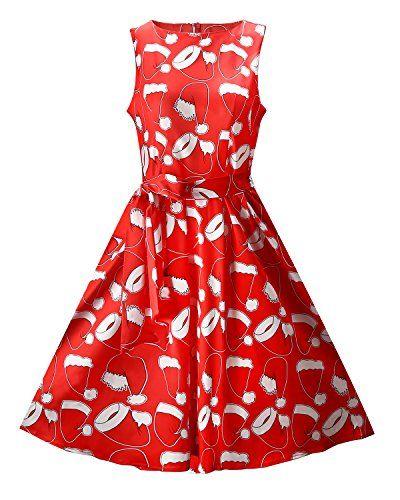 OUGES Women's Sleeveless Fit and Flare Party Cocktail Dress  https://www.amazon.com/gp/product/B01LZECJIT/ref=as_li_qf_sp_asin_il_tl?ie=UTF8&tag=rockaclothsto-20&camp=1789&creative=9325&linkCode=as2&creativeASIN=B01LZECJIT&linkId=b3cb28b16a2da5b9b1715f6746933442