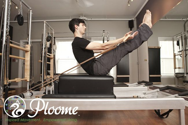 "Ploome ""Killer Quads"" Pilates Apparatus: Build your muscular strength and cardiovascular endurance in this circuit interval workout on the Reformer, Tower Wall Unit, Wunda Chair, and Jumpboad. It's guaranteed to rock your socks...and burn your buns."