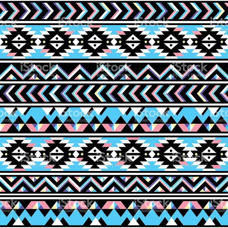 39 best Aztec prints images on Pinterest Wallpapers, Stamping - ikat muster ethno design