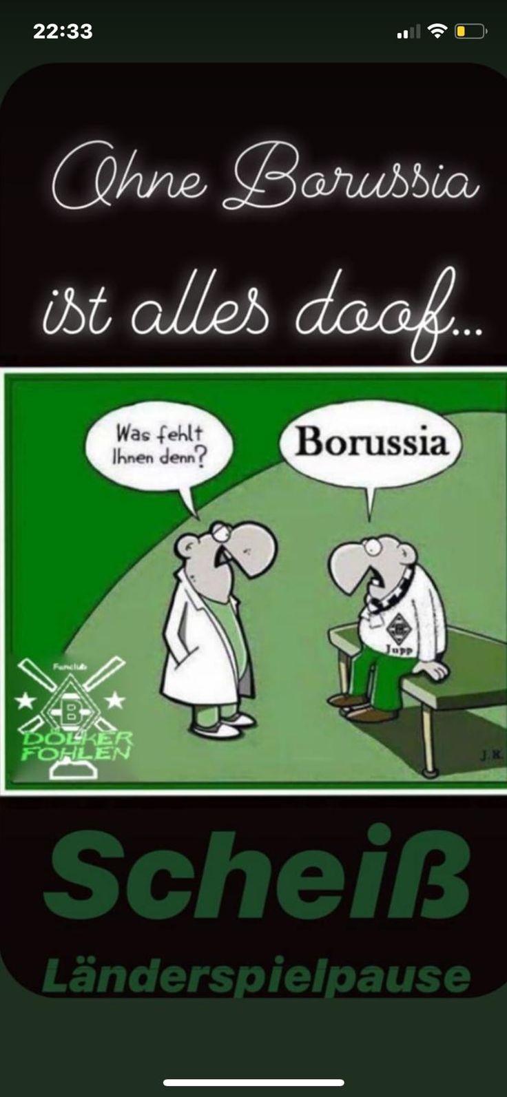 Borussia Mönchengladbach Sprüche