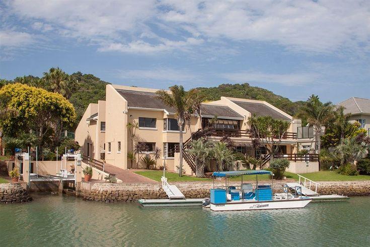 Royal Alfred Marina | Harcourts Port Alfred | Harcourts #vacation #holiday #waterfront #PortAlfred #SouthAfrica #Marina #RoyalAlfredMarina #Boating #Fishing #AquaticLifestyle #Gardening