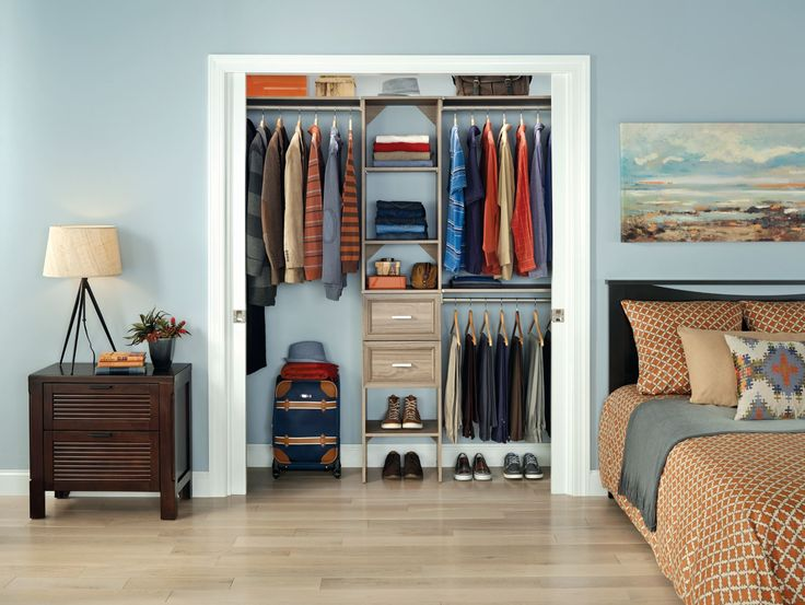 Donu0027t Forget About Your Guest Room! Give Your Guests Plenty Of Closet Space  With A Organizer.